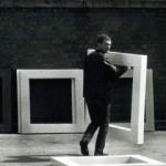 Squares, installation, Ikon Gallery, Birmingham 1967